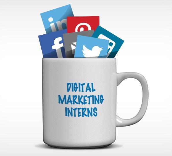 Digital marketing internships in Guwahati & Shillong